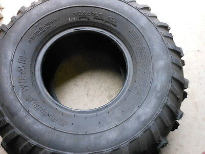 Take Off ATV UTV SxS Tire Wheel Rim Dunlop KT402 AT25 8 12 12 x 6.5 Rim YFM350