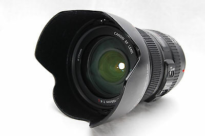 [MINT] Canon EF 24-105mm f/4 L IS USM Lens for Canon EOS 6D 5D from JAPAN