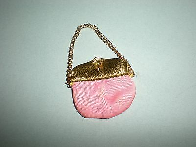 1969 Barbie Purse from Pink Premiere Gift Set  Hard to find