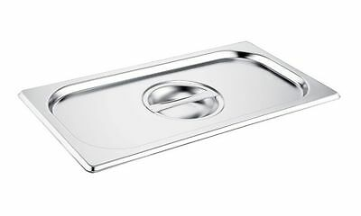 Heavy Duty Premium Stainless Gastronorm Food Pan Lids Container