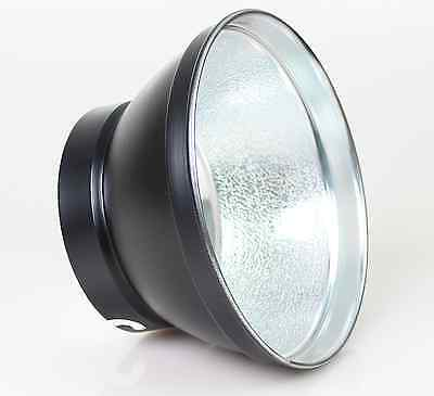 "7"" 178mm Spill Kill Reflector Fit Elinchrom Strobe 18 x 9.5cm Depth Photo Studio"