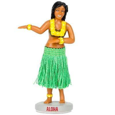 Dashboard Hula Girl Hawaii Aloha Kitsch Novelty Retro Rockabilly Gift Vintage