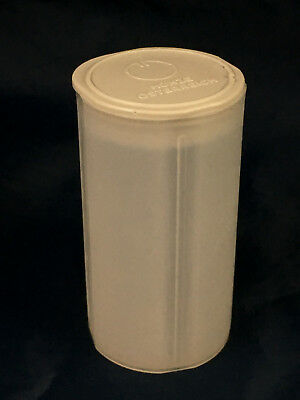 Empty Austrian Philharmonic Tube for 1 oz Silver Coin, Gray Lid - No Coins