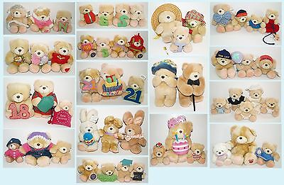 Tagged Forever Friends Bear 18th 21st Birthday White Honey Cook Good Luck Bundle