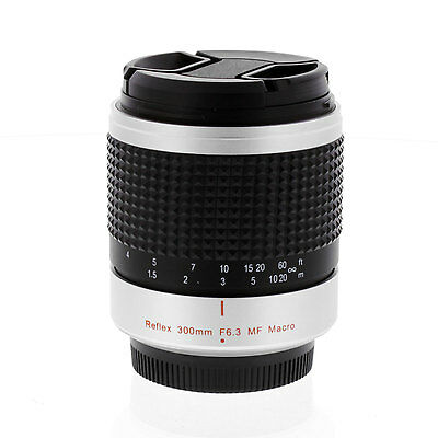 300mm F6.3 Super Telephoto Mirror Lens for Sony Alpha a6000 a5000 a3000 7R 7