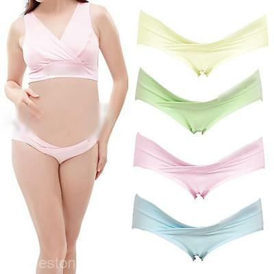 Pregnant Women Maternity Shorts Underwear Underpant Panties Lady Helper Panties