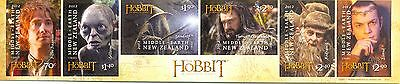 New Zealand -The Hobbit-self-adhesive set/sheet mnh New issue 2012