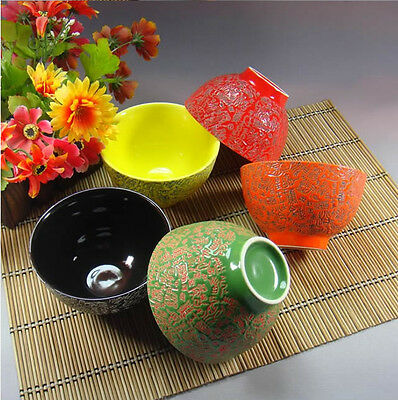 Japanese Food Fruits Rice Salad Pottery Ceramic Soup Tableware Dinner Bowl Gift