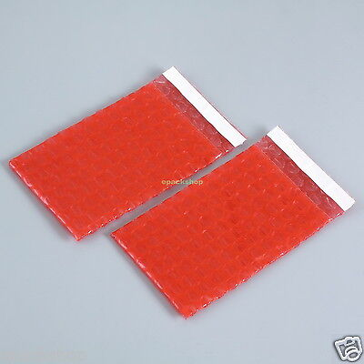 """Anti Static Bubble Packing Envelope Package Bag 2.5"""" x 3""""_65 x 80+25mm SELF SEAL"""