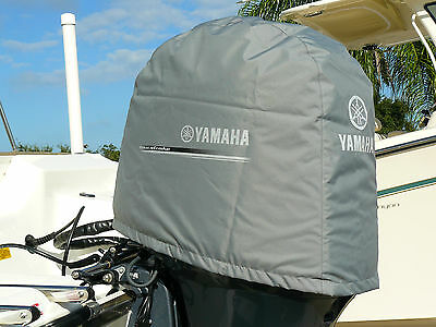 Yamaha F150 Deluxe Outboard Motor Cover Fits 2014 and older F150 MAR-MTRCV-1C-15