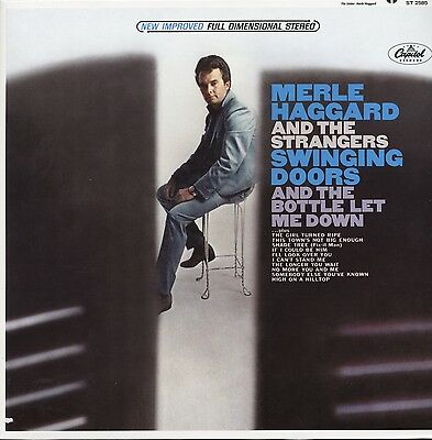 Merle Haggard - Swinging Doors - Vinyl Country