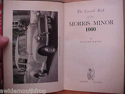 The Book Of The Morris 1000
