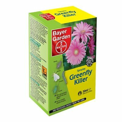 Bayer Garden Greenfly Killer 30ml Insecticide
