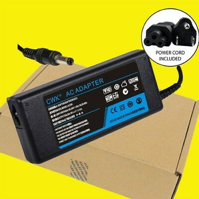 AC Adapter Cord Charger Toshiba Satellite C655D-S5332 C655D-S5334 C655D-S5336