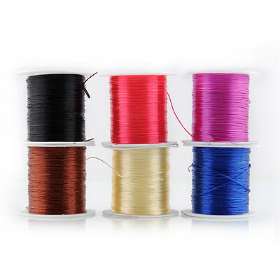 10m Crystal Elastic Stretchy String Cord Beading Line for Jewelry Making Hot