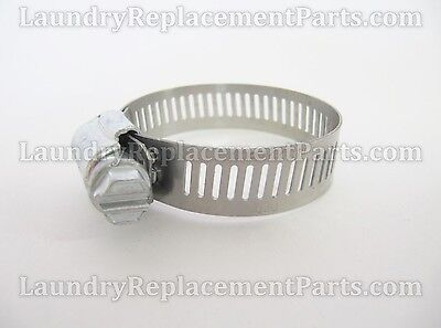 """19/44MM WATER HOSE CLAMP 3/4"""" TO 1 3/4"""" PART# CC20"""