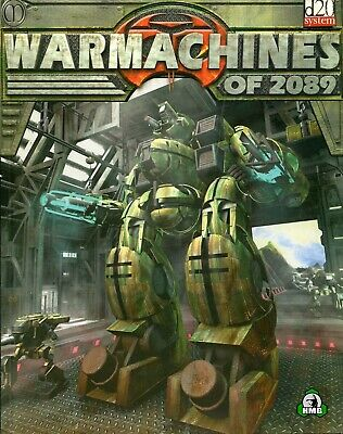 d20: Warmachines of 2089