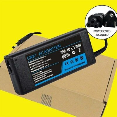 AC Adapter Battery Charger For HP ENVY TouchSmart 4-1215dx 4t-1200 Ultrabook