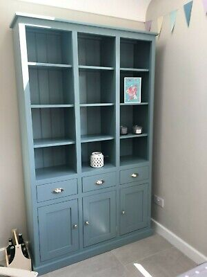 Dining Room Display Cabinet with Drawers, Cupboards & Adjustable Shelves