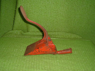 vtg barn find potato planter farm tool folk art unknown date