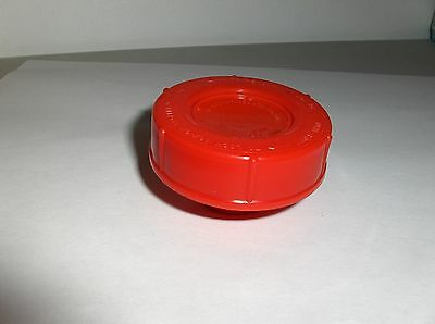 Red Plastic-Aladdin,Thermos Stopper-Lox 30`Fits Rifleman & Many Other Thermoses