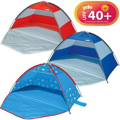 Beach Tent Summer Uv Sun Shelter Upf40 Outdoor Camping Fishing Festival Tents
