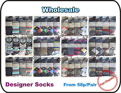 Wholesale Men Gents Quality Suit Summer Holiday Socks Clearance Car Boot Trade