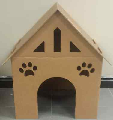 Indoor Pet House-Perfect for dogs and cats-Helps hide pet beds and litter boxes