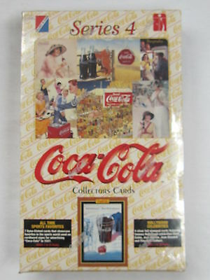 Coca-Cola Collector Cards - Series 4 - NEW