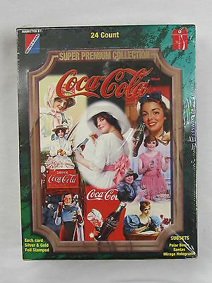 Coca-Cola Collector Cards - Super Premium Collection - NEW
