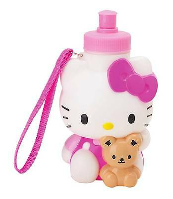 SANRIO Hello Kitty Beverage Bottle: Pink with Bear  ( Brand New ) Licensed
