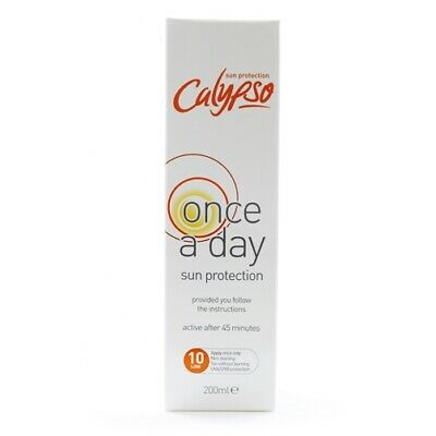 Calypso Once A Day Sun Protection Lotion Large SPF 10