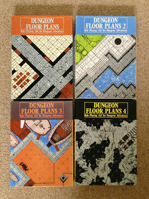 Games Workshop Dungeon Floor Plans choose any one pack D&D Dungeons and Dragons