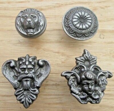 Cast iron Decorative Cupboard Kitchen Drawer cabinet Door Pull handle knob