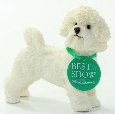"Best in Show ""Bichon Frise* No: 03956-rare"