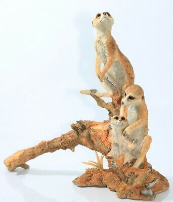 Country Artists*Meerkats - Attentive*04503-retired-rare