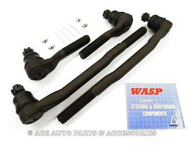 Inner Outer Tie Rod Ends For Ford Falcon XD XE XF XG LH+RH WASP 2 Years Warranty