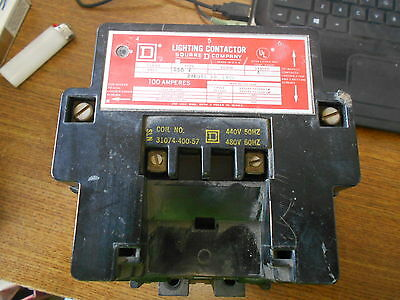 Square D Lighting Contactor 8903 Sqg 2