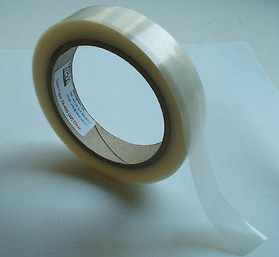 20m Seam Sealing Tape Iron On HotMelt 2Layer Waterproof PVC Coated Fabrics FX420