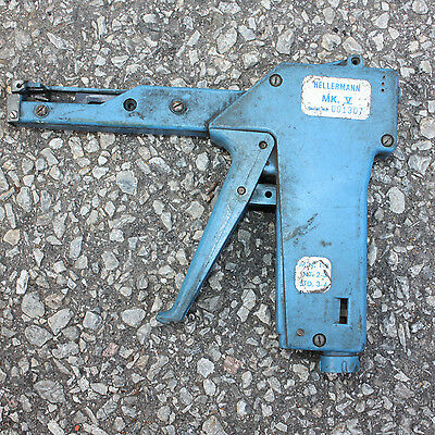 HELLERMANN MK-5 Manual Cable Tie & Cut gun