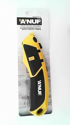 Anuf Knife Auto Loading  Stanley Knife. Made By Ck Tools No Blades Included
