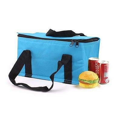 New Cooler Ice Boxes Insulated Lunch Bag Collapsible Picnic Cooler 3 Colors B
