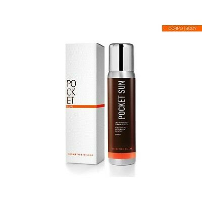 Pocket Sun Spray Abbronzante Abbronzatura Auto Abbronzante 75Ml Anti Macchia