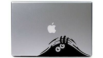 Looking Man Laptop Ipad Tablet Sticker Funny Sticker Vinyl  Decal
