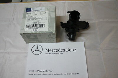 Genuine Mercedes-Benz OM651 Engine Cooling Thermostat A6512001500 NEW
