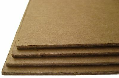 Chipboard Paper Sheets 100 pt XXX Thick PaperBoard Cut to Size Brown Kraft Color