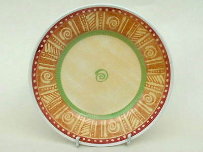 Churchill Ports of Call Jeff Banks Mali Pattern Side or Bread Plates 17cm in VGC