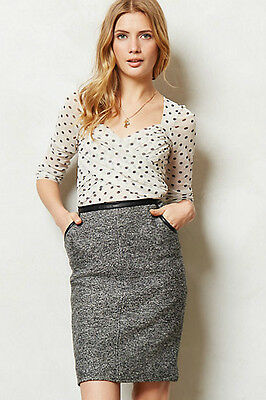 NEW Anthropologie Mesh Dottie Top From Sweet Pea by Stacy Frati sz LP or M RARE