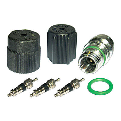 Santech Industries A/C System Valve Core and Cap Kit MT2901