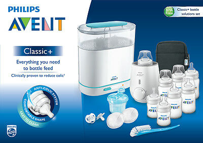 Philips Avent Bottle Solutions (BPA-Free)